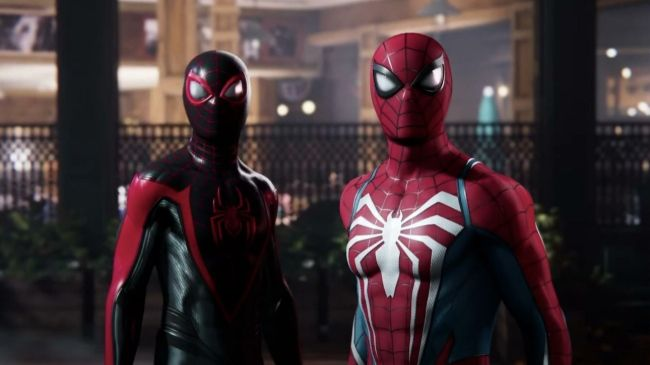 God of War PS4 PS5 Spiderman PS5