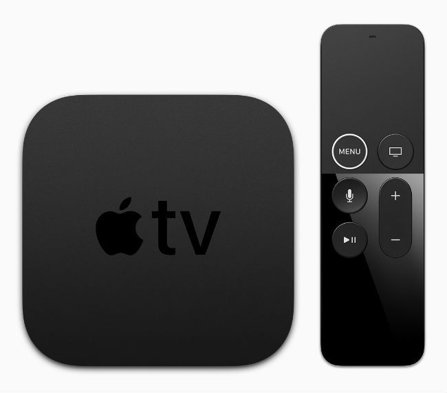 Apple TV 4K is a long awaited smart TV competitor with HDR10