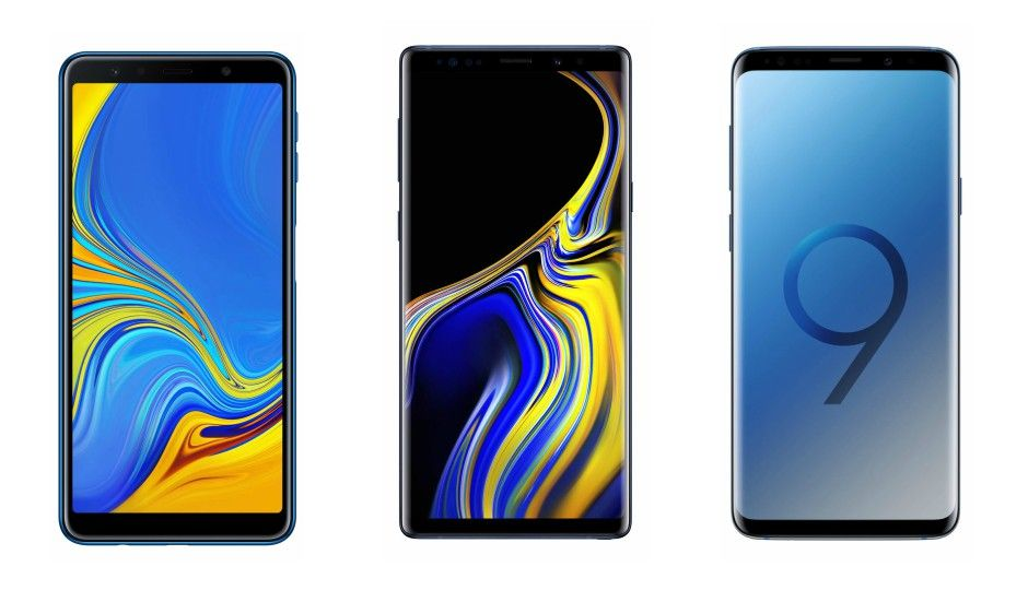 amazon samsung days sale offers on galaxy note 9 galaxy. Black Bedroom Furniture Sets. Home Design Ideas