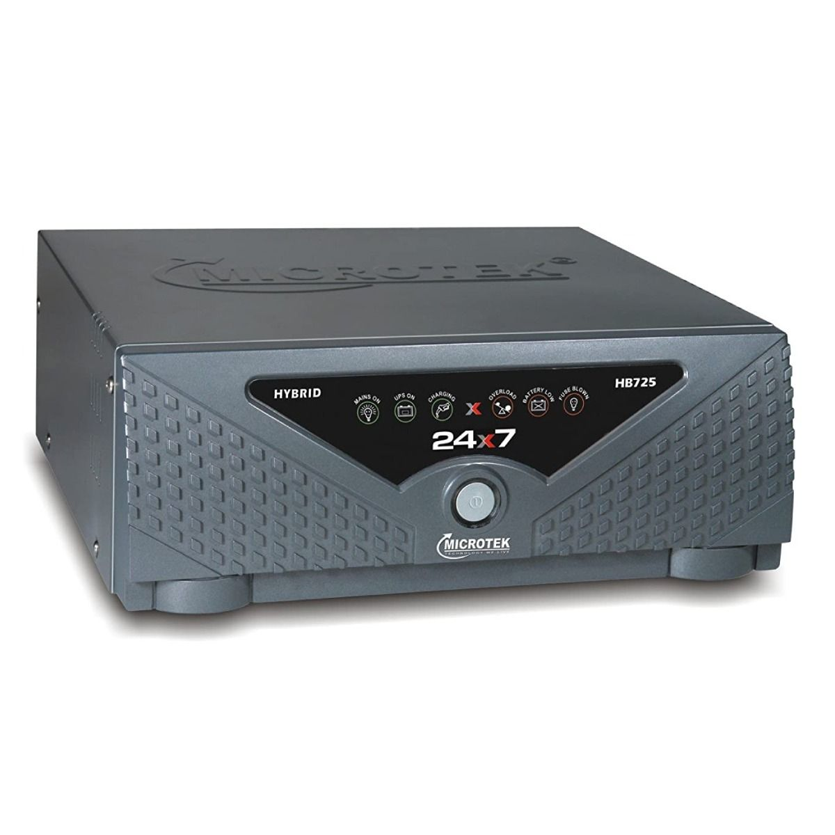 Microtek Ups 24×7 Hb 725Va ஹைபிரிட் Sinewave Inverter