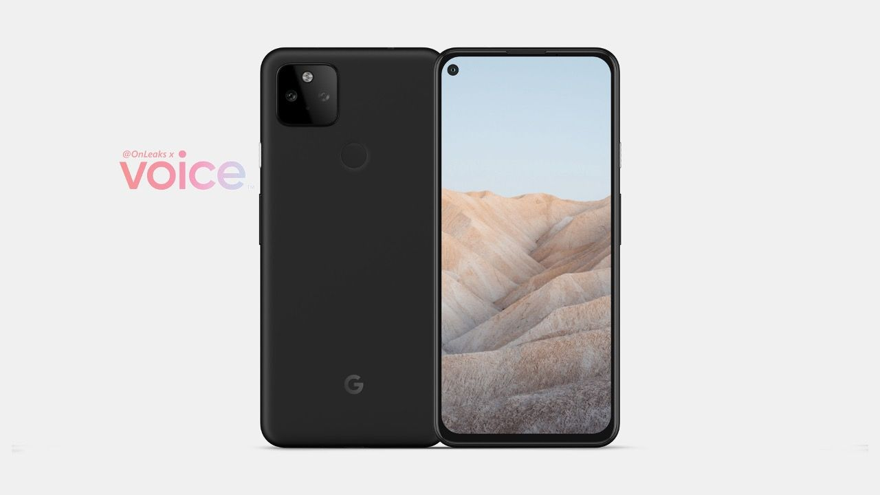 Google Pixel 5a looks indistinguishable from the Pixel 4a 5G and Pixel 5 in these leaked pictures