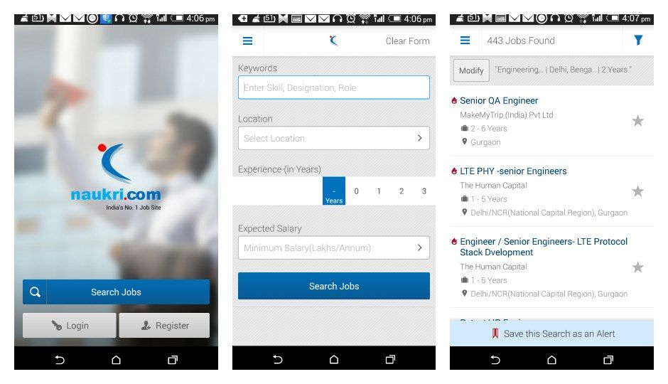 The 10 Best Job Hunting Apps On Android  Best Job Search Apps