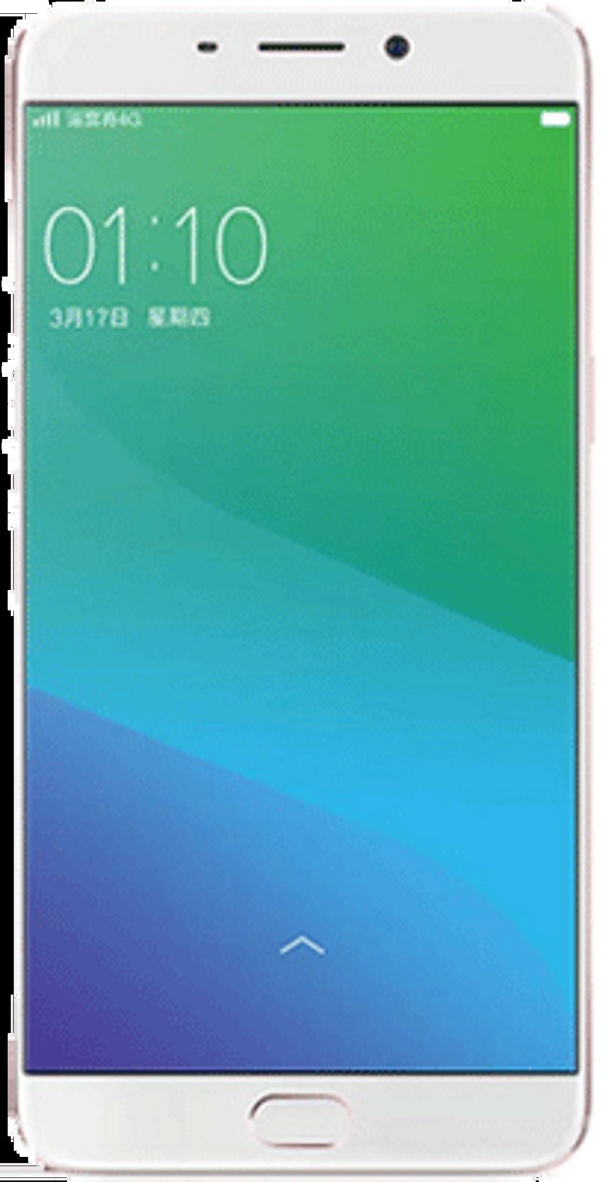 Oppo F1s 4GB RAM