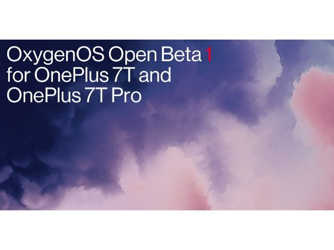 OxygenOS 11 Open Beta 1 for OnePlus 7/7T