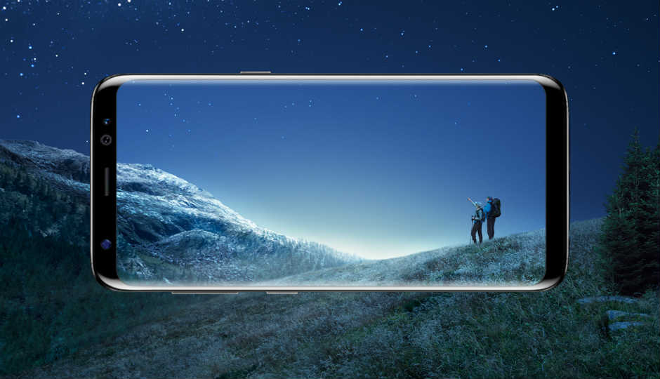 Samsung Galaxy S8 reportedly has brightest smartphone display at...