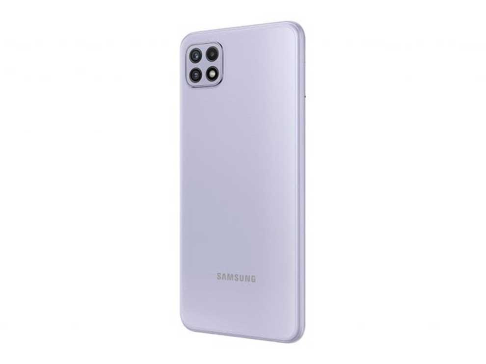 Samsung Galaxy A22 5G Design and Display