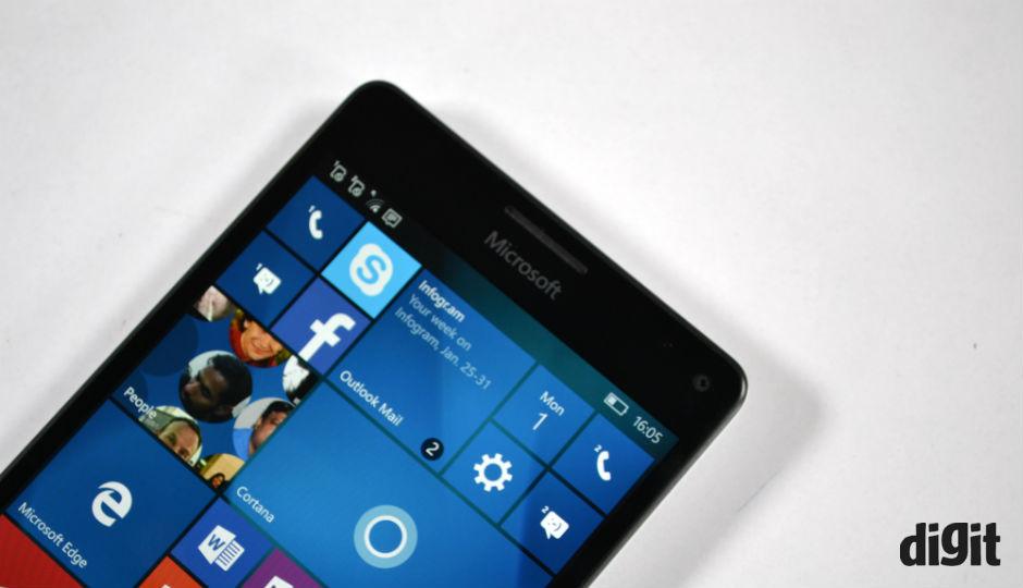 microsoft lumia 950. microsoft lumia 950xl 950