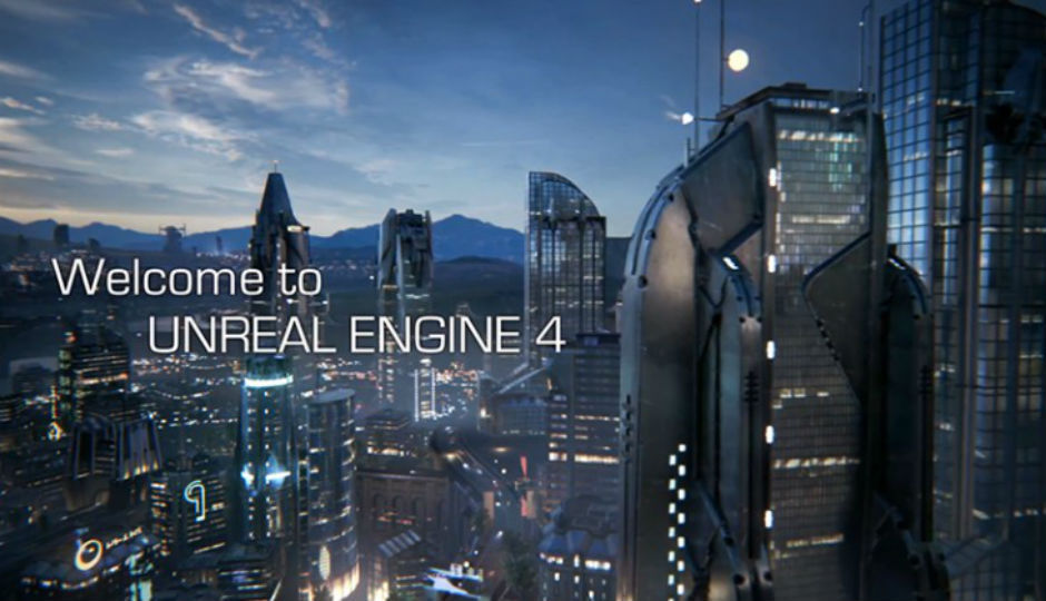 Unreal engine 4 project download