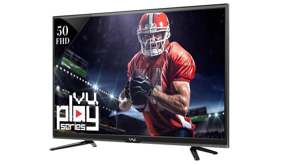 Compare VU 50 inches Full HD LED TV Vs JVC 40 inches Full HD LED TV