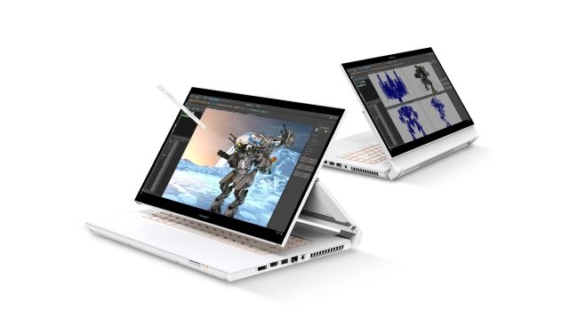 Acer ConceptD 7 Ezel Pro Creator Notebook