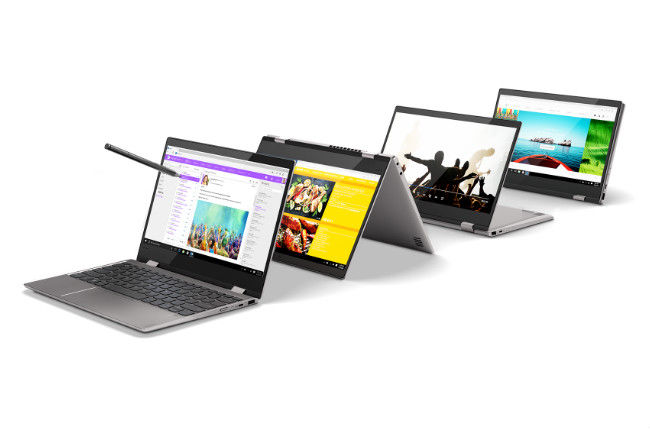 Image result for lenovo and dell laptops launching in ces 2018