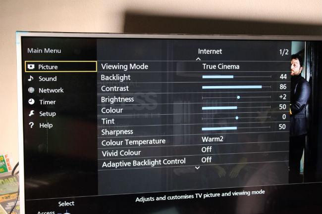Panasonic Shinobi Pro (43-inch) Review
