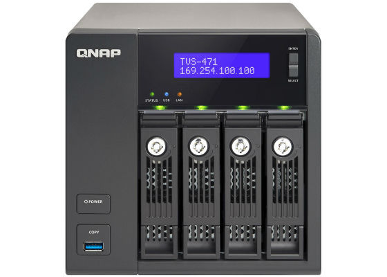 Why the QNAP TVS-x71 series?