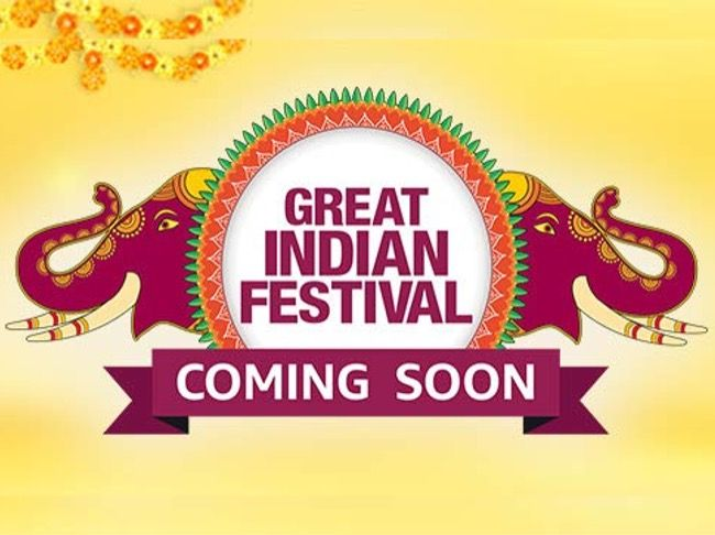 Amazon Great Indian Festival Sale 2020 teased
