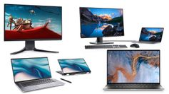 Dell announces new XPS 13, Latitude 9510 and new Ultrasharp and Alienware monitors ahead of CES 2020