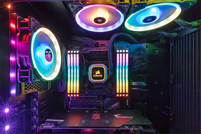 CORSAIR releases VENGEANCE RGB PRO DDR4 Memory, Obsidian