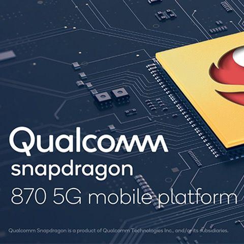 5G processor comparison: Qualcomm Snapdragon 870 vs Snapdragon 888