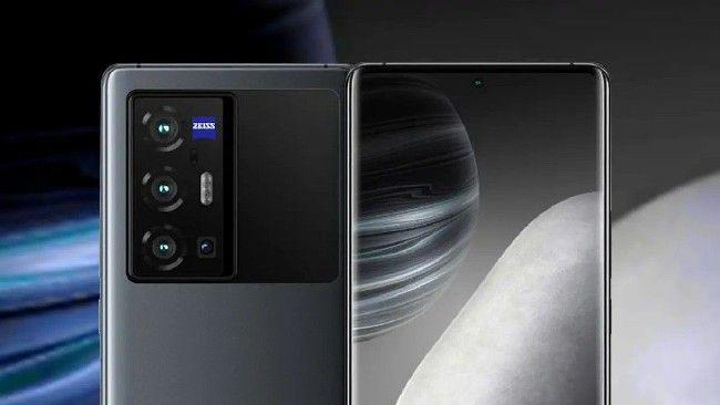 Vivo X70 specifications