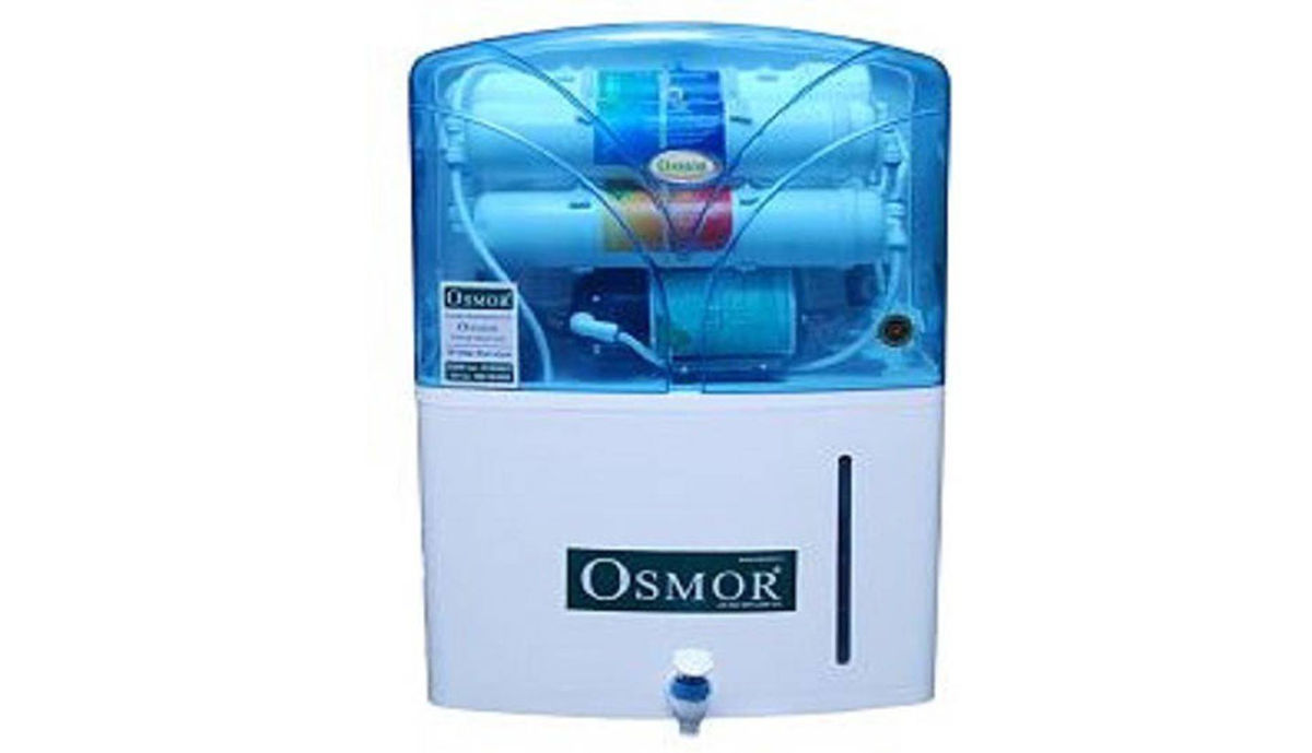 Osmor SUPERB ECO 8 L.PURIFIER RO FILTER 8 L RO Water Purifier (White)