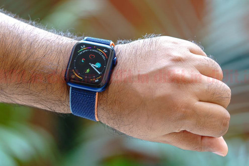 The Apple Watch Series 6 offers a brand new SpO2 sensor paired with the new S6 SiP