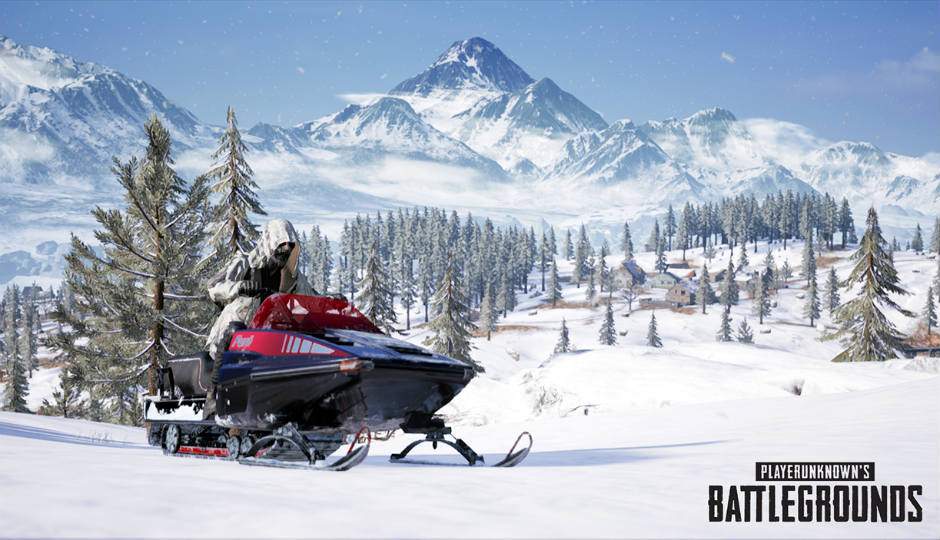 Check out the gameplay trailer for the new Vikendi map for PUBG