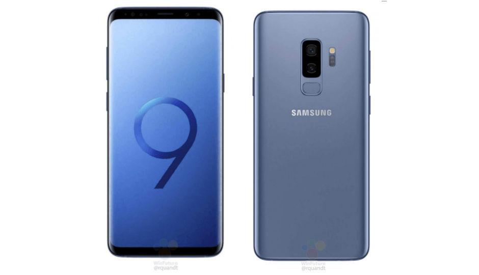 Samsung s9 plus width