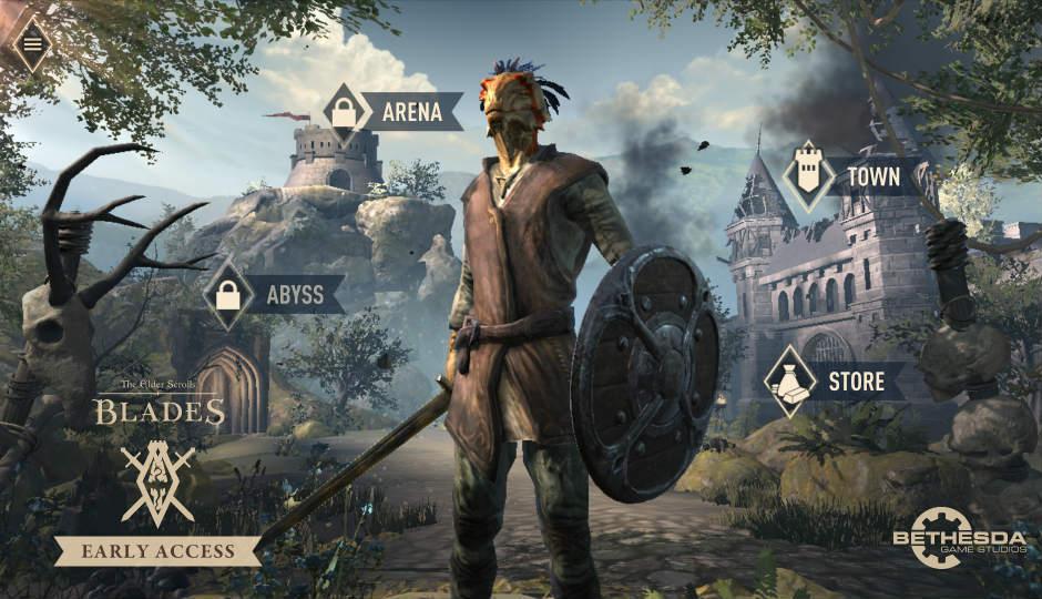 Elder Scrolls: Blades Early Access initial impressions: Fun