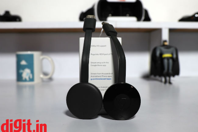 Chromecast 3 review: Not a worthy upgrade