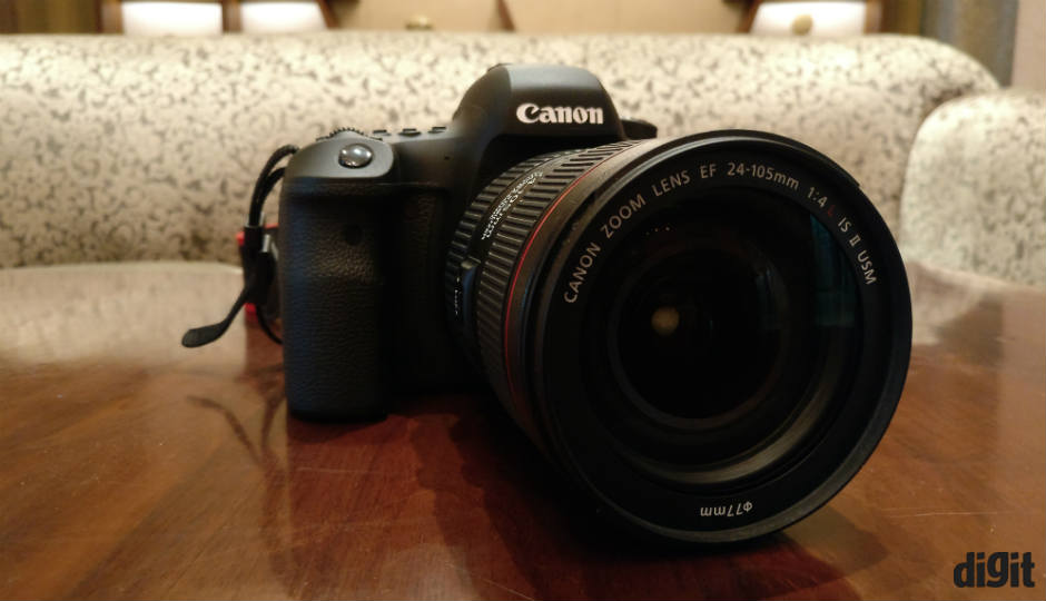 Canon wants the EOS 6D Mark II to be your first full-frame DSLR ...