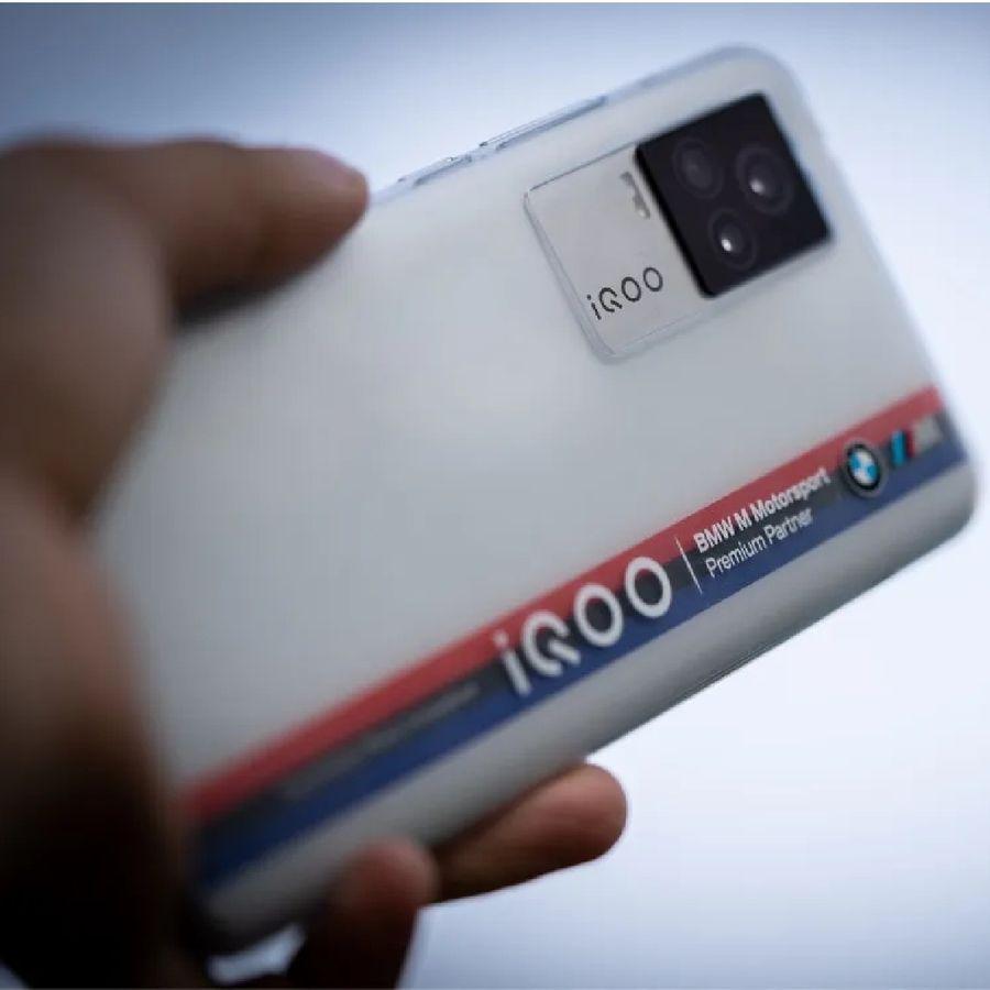 iQOO 7 Legend 256GB 12GB RAM