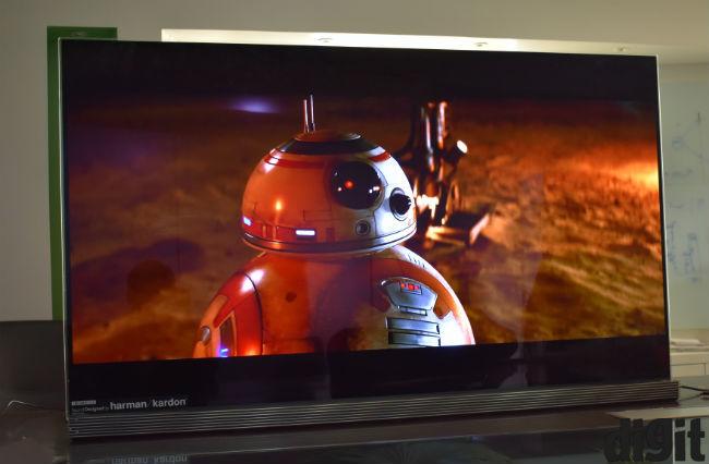 LG Signature OLED65E6P Review