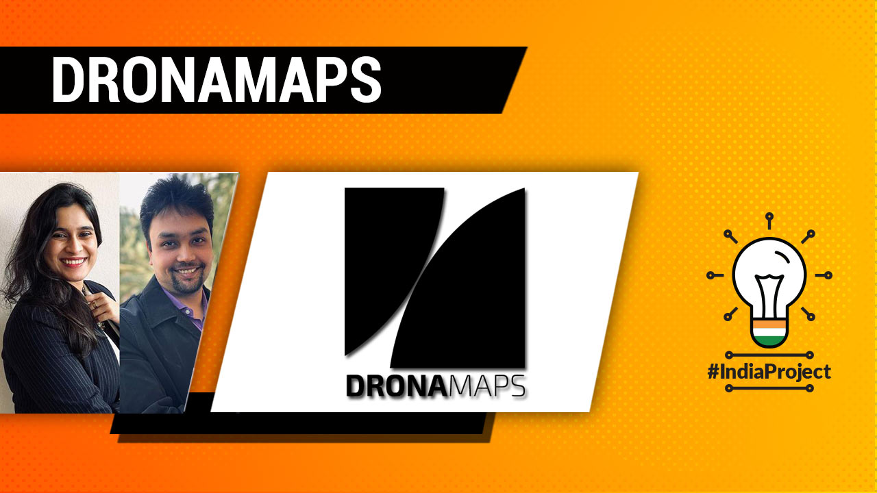 DronaMaps leverages drone imagery to create large-scale 3D maps