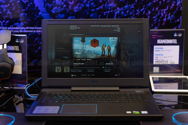 In Pictures: Gaming rigs from ESL One Mumbai | Digit