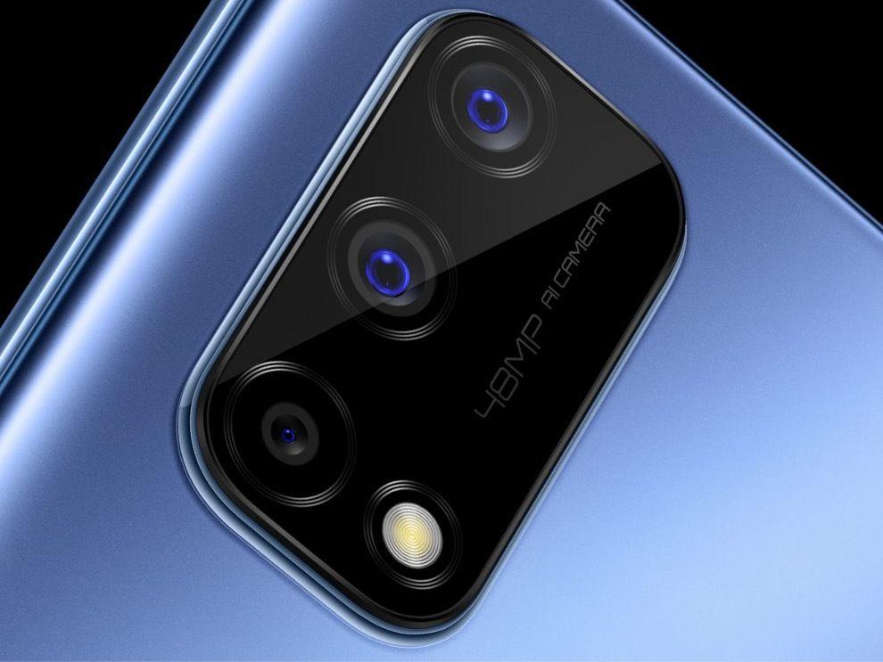Realme Narzo 30 Pro Camera