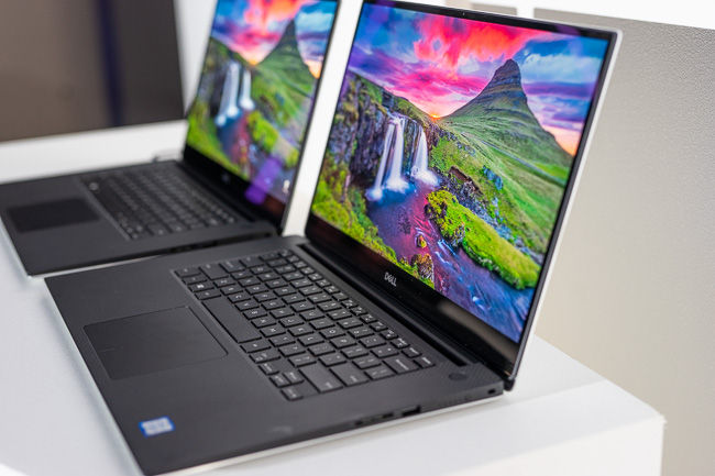 The Dell XPS 15 will come with up to an Intel Core i9 processor, 64GB RAM and 2TB NVMe storage