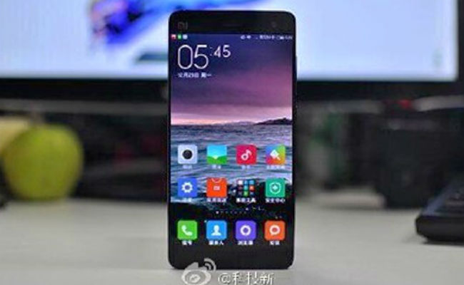 Xiaomi Arch to be world's first smartphone with dual-edge