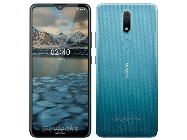 Nokia 2.4 renders leaked online