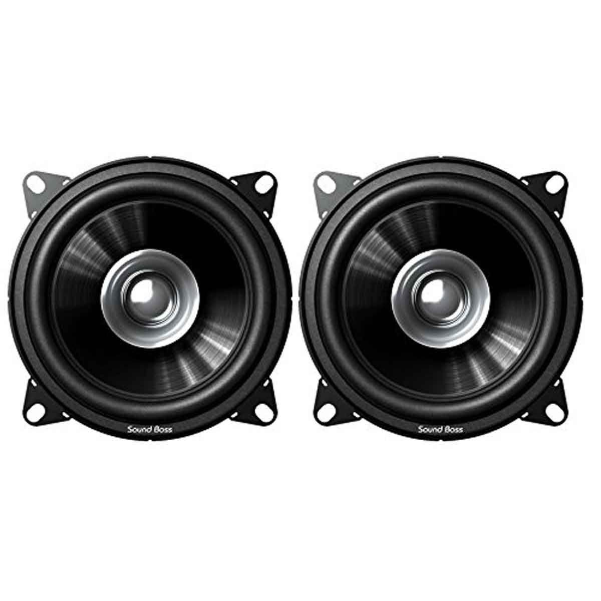 Sound Boss Car Speakers (B1015)