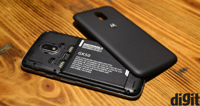 Moto E Power first impressions: A budget phone that focuses on basics