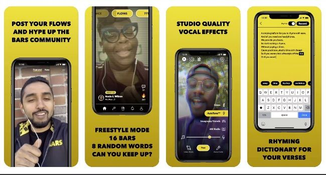 Facebook's BARS is a TikTok-like app aimed at rappers