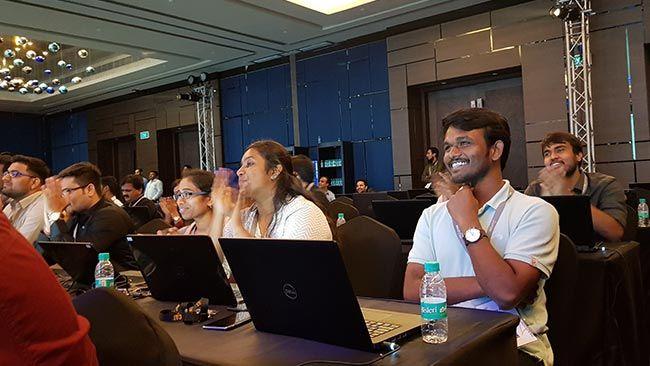 Bot Games Automation Anywhere Imagine 2018 Bengaluru