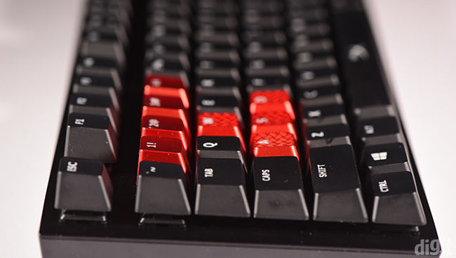 Kingston HyperX Alloy FPS keyboard