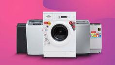 Amazon India आज Washing Machines पर दे रहा है बेस्ट डिस्काउंट, जानिये डील्स