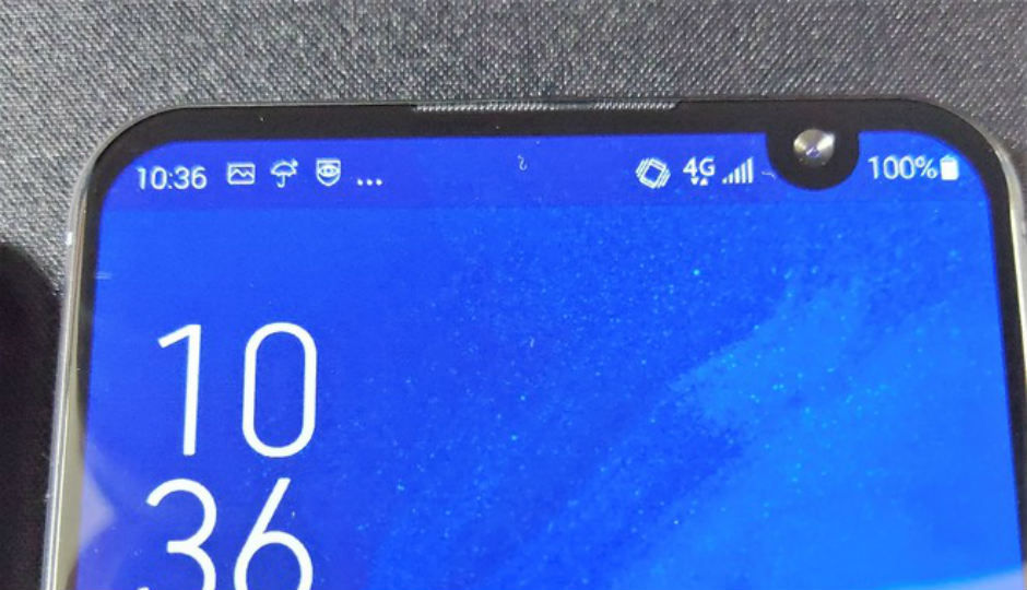 Asus Zenfone 6 images and video leak, reveal off-center placement of