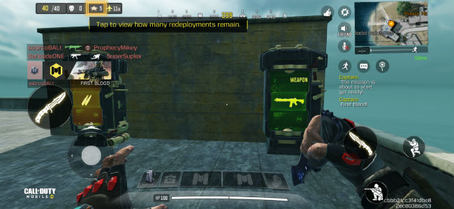 Call of Duty: Mobile's new Alcatraz map lets you pick weapons from vending machines