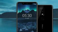 Nokia 5.1 Plus receiving Android 10 update living up to its promise of two major updates