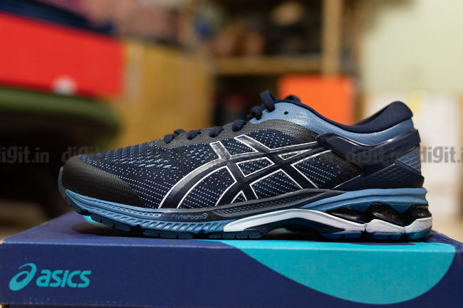 Asics Gel Kayano 26 Review: The long distance champion | Digit