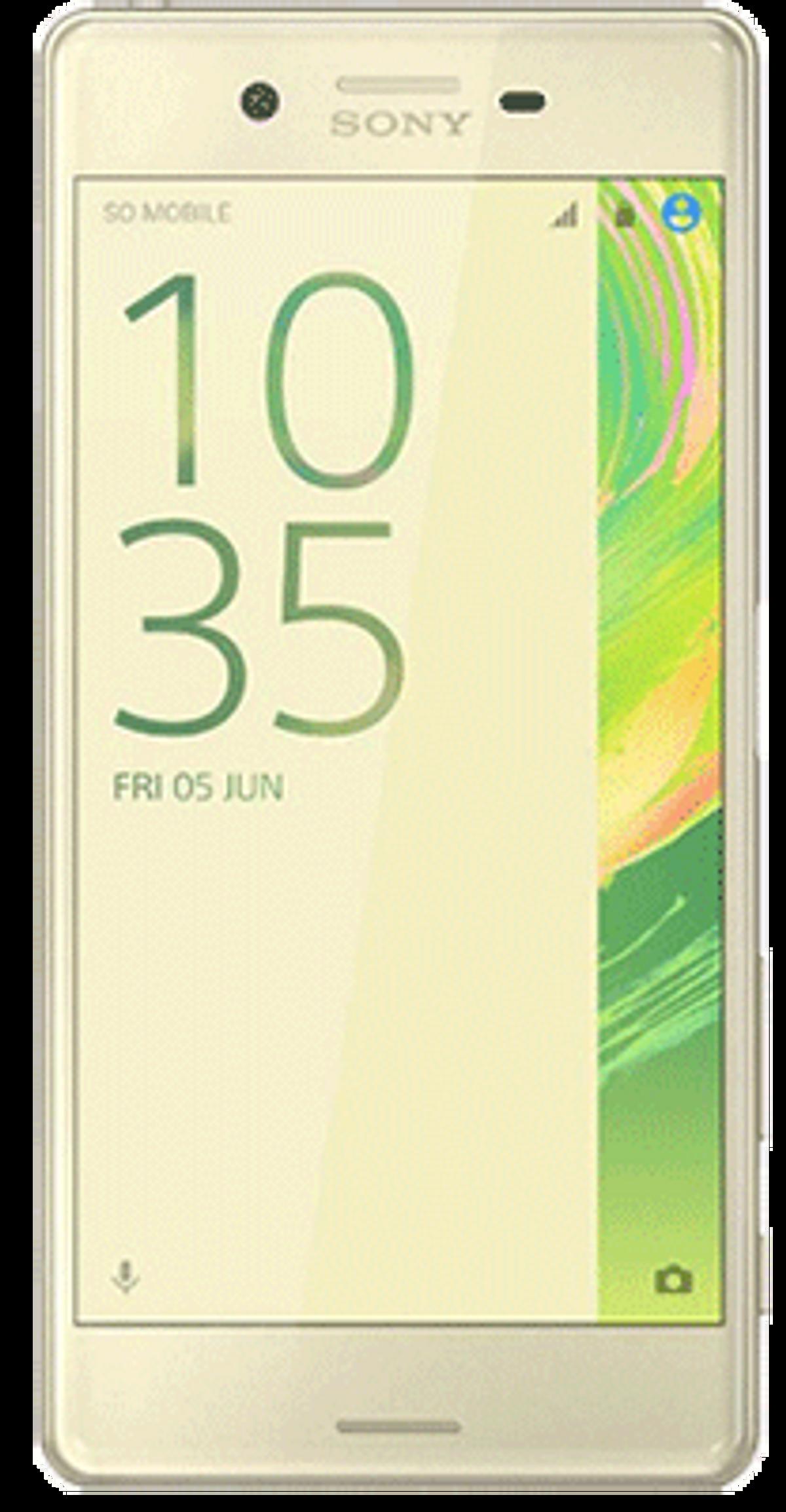 ਸੋਨੀ Xperia X Dual SIM