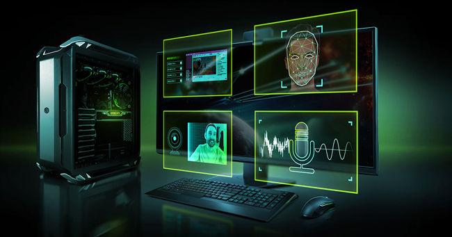 NVIDIA Broadcast Features