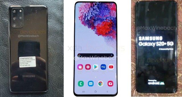 Samsung Galaxy S20+ prakhar khanna
